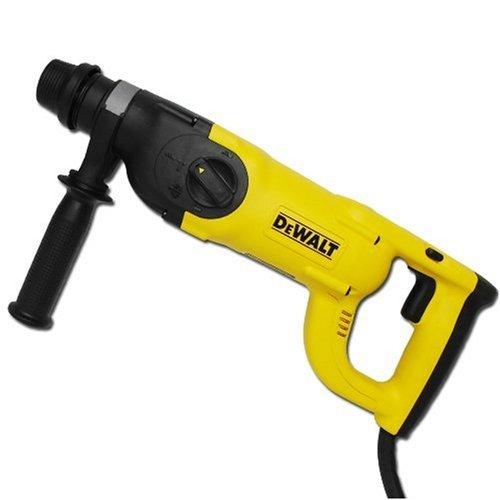 Review Of DEWALT D25203K 1-Inch 3-Mode D-Handle SDS Hammer
