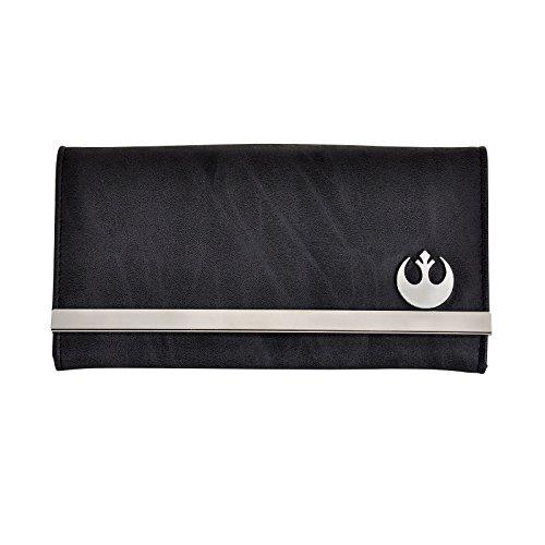 cotton division Star Wars Geldbörse Rebel Alliance Logo zu The Last Jedi schwarz