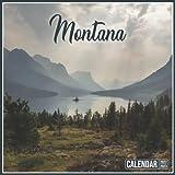 Montana Calendar 2022: Official Planner Montana Calendar 2022 - 2023 Monthly Weekly and Daily Montana Calendar 2022 With Notes, 18 Month Square Montana Calendar 2023