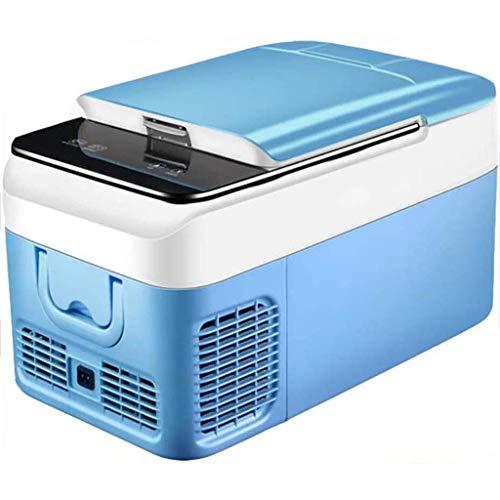 FEE-ZC Vrieskoeling, 18 liter, minibar, klein, klein, koelkast, vriezer, autocompressor, koelkast, auto, dual purpose, 12 V, 24 V, vrachtwagen, camping, strand, festival