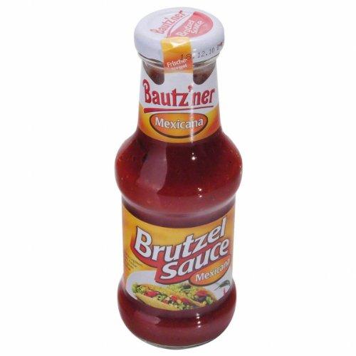 Bautzner Brutzel-Sauce Geschmacksrichtung Mexicana