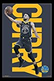 Golden State Warriors - Stephen Curry Poster Print (55,88 x