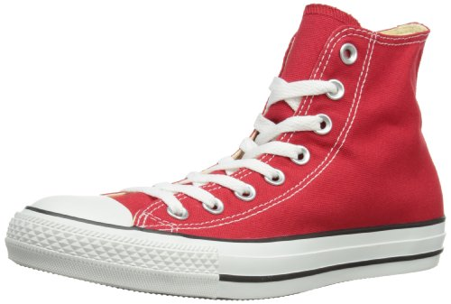 Converse All Star Hi Sneaker 36, red