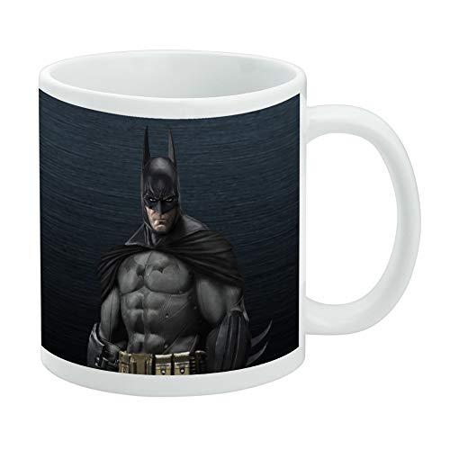 Batman Arkham Alicum Videospiel-Tasse, Weiß