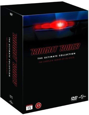 Knight Rider (Complete Series) - Utlimate Collection 26-DVD Box Set ( ) [ Schwedische Import ]