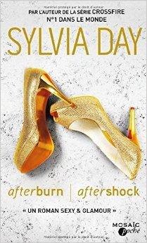Afterburn - Aftershock de Sylvia Day ( 3 juin 2015 )