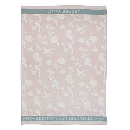 Laura Ashley - Paño de cocina - Blush Flowers - 50 x 70 cm