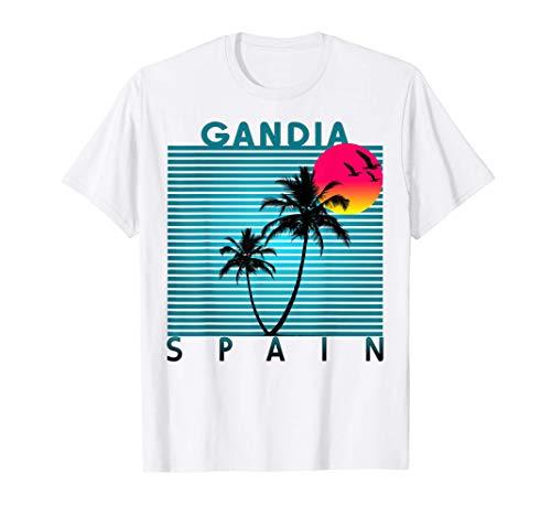 Gandia valencia Camiseta Camiseta