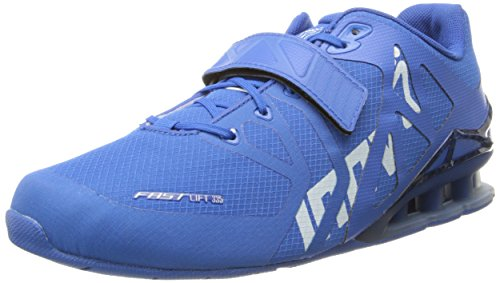 Inov-8 Men's Fastlift 335 Cross-Training Shoe,Blue/White,8.5 E US/10 E...