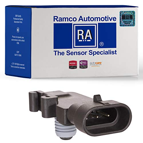 Price comparison product image Ramco Automotive,  Manifold Absolute Pressure Sensor,  Compatible with Wells SU1176,  Standard Motor Products AS60 (RA-MS1003)