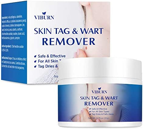 Skin Tag Remover Warts Mole Remover Cream Best Skin Tag Removal Treatment Enriched with All product image