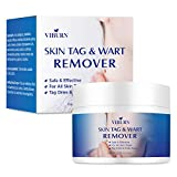 Skin Tag Remover, Warts & Mole Remover Cream- Best Skin Tag Removal Treatment, Enriched with All Natural Ingredients, Easy Application and Effective.