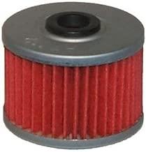Hiflofiltro HF112-4 4 Pack Premium Oil Filter, 4 Pack