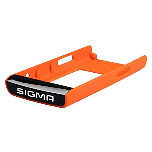 Sigma Sport Unisex– Erwachsene ROX 12.0 Sport Farbschale-Wild Orange, Silikonhülle Geräte Tastensets