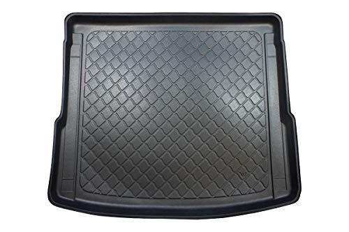 Car Lux AR04779 Alfombra cubeta protector cubre maletero Extrem a medida y antideslizante para serie 1 F20 de 5 y 3 puertas