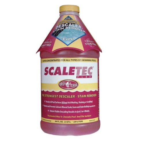 EasyCare 20064 Scaletec Plus Descaler and Stain Remover, 64 oz. Bottle