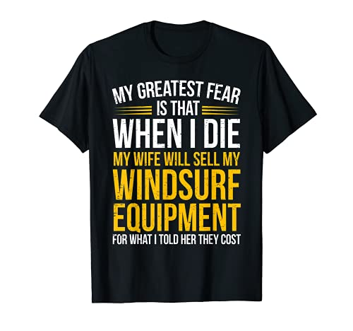 Equipo de Windsurf - Windsurfer Camiseta
