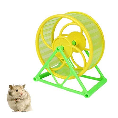Hamsterrad Riesenhamster Ball Zwerghamster Rad Hamster großer Hamsters Ball in einem Hamster Ball Spielzeug Silent Hamsterrad Hamster Gymnastikball zcaqtajro