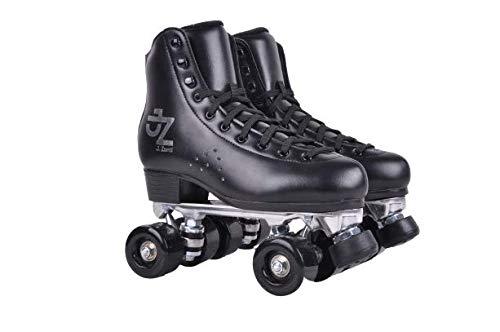 J. Zanti Vintage Roller Skates   Adult Skates   Retro Roller Skates _ Black - Women