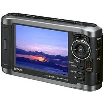 EPSON 4.0型PhotoFinePremia液晶搭載フォトビューワ Photo Fine Player P-6000 80GB