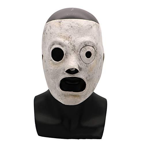 SID WILSON DJ Maschera Slipknot Gray capitolo Tour Halloween Adulto Costume Accessorio