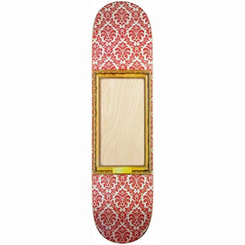 POWELL SKATEBOARDS Mini Logo Masterpiece 17 Portrait 242 Skateboard-Brett / Deck, 20,3 cm (8 Zoll)