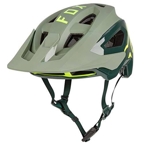 FOX Enduro MTB-Helm Speedframe Pro Oliv Gr. M