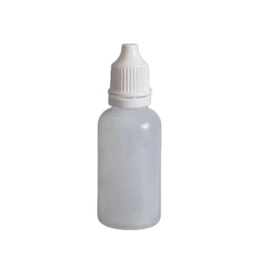 仮定、想定。推測置くためにパック受益者Grandmart プラスチックスポイト瓶 目薬スポイト瓶 ドロッパーボトル スポイトタイプ容器点眼 滴瓶 10個セット