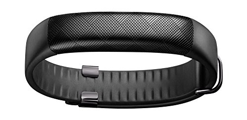 UP2 by Jawbone Activity + Sleep Tracker, Black Diamond, klassischer Flachgurt