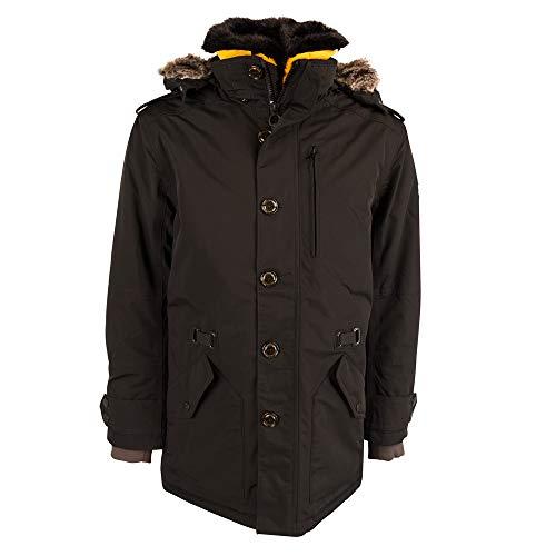 Wellensteyn Rivington RIVI-870 Herren Winterjacke, Größe:M, Farben:Black