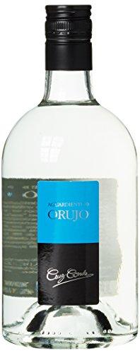 Cruz Conde Aguardiente de Orujo | Spaanse Grappa | 0.7 L