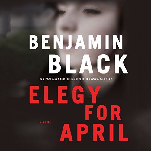 Elegy for April audiobook cover art