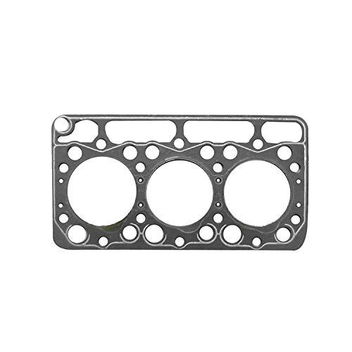 Cylinder Head Gasket  for Kubota Engine D905 Tractor B8200D B8200HST-D B8200E B8200HST-E B1750D B1750E B1750HST-D B1750HST-E B20 B7200D B7200E - Notonmek 15576-03310 16221-03310