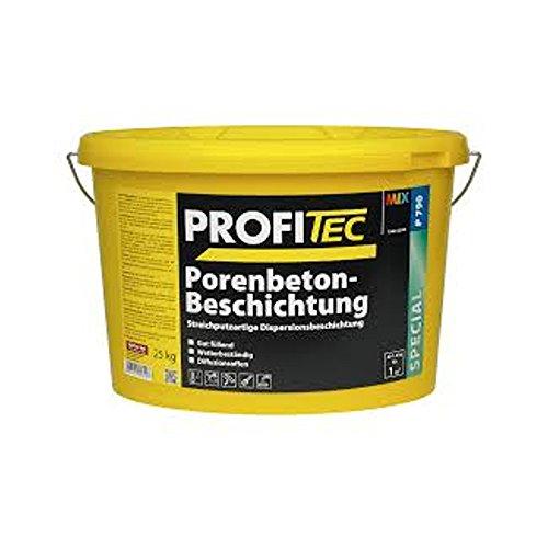 ProfiTec Fassadenfarbe P 790 Porenbeton-Beschichtung
