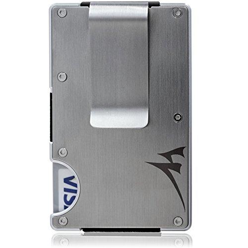 ✅ - COMPLETAMENTE SEGURO CONTRA RFID SCANNERS - ¿Alguna vez le han robado su identidad y así arruinado su vida? Con una sola capa de papel de aluminio de solo 27 micras de grosor es a menudo suficiente para bloquear las señales de RFID, por esta razó...