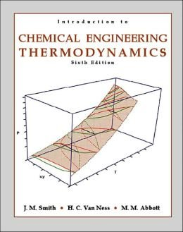 3 best introduction to chemical engineering thermodynamics 6th edition for 2020