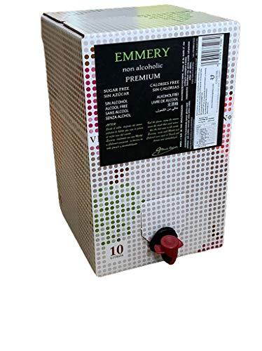 Vino sin alcohol blanco Bag in Box 10 litros