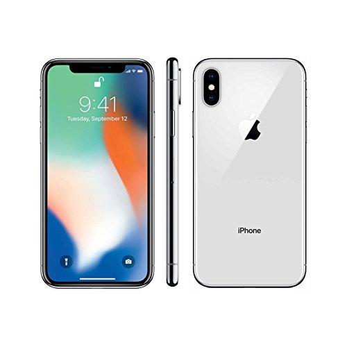 Iphone X 64Gb Prata - Seminovo - Desbloqueado