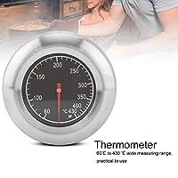 ステンレス鋼バーベキュー温度計ゲージグリル用の正確な調理温度計