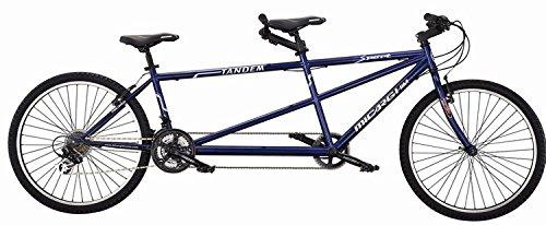Micargi Sport 26' 21 Speed Tandem Bicycle Blue