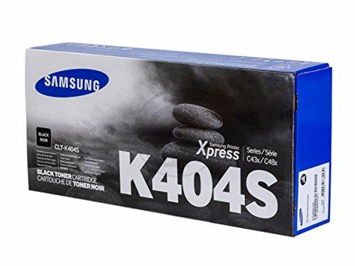 Samsung original - Samsung Xpress C 480 FW (K404S / CLTK404SELS) - Toner schwarz - 1.500 Seiten