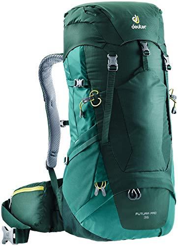 Deuter Futura PRO 36 Zaino Casual, 70 cm, Liters, Verde (Forest-Alpinegreen)