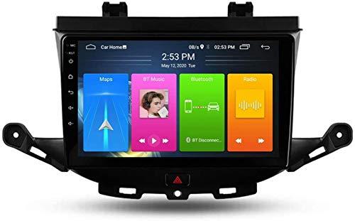 Android 9.1 9 pollici Stereo Multimedia GPS navigation per OPEL ASTRA K 2015-2019 con FM RDS Autoradio Supports DSP ODB2 DVD/Bluetooth Drive/volante gratis Bluetooth, 8 Core, 4G + WiFi: 4 + 64 GB