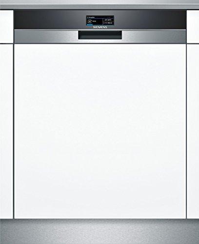 Siemens SN578S03TE Geschirrspüler Teilintegriert/A+++ / 211 kWh / 13 MGD / 2100 Liter / 3-fach Wasserschutz 24h