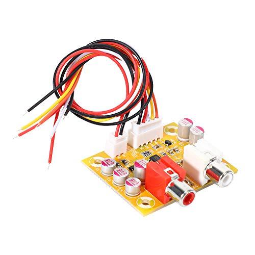 Gesh Dac Sabre ES9023 Analoges I2S 24 Bit 192 kHz Decoder Board für Raspberry Pi