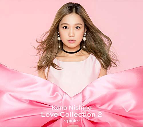 [画像:【メーカー特典あり】Love Collection 2 〜pink〜(初回生産限定盤)(DVD付)(Love Collection 2 ~pink~絵柄A5サイズクリアファイル付)]