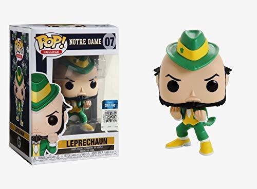 Notre Dame Leprechaun Pop! Vinyl Figure