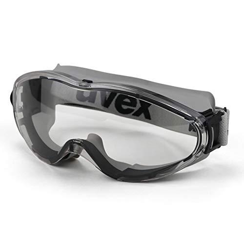 Schutzbrille Transparent Arbeitsschutzbrillen Medizinisch Chemie Labor Arbeitsplätze - Anti beschlag Staubdicht Anti UV Spritzfest - Augenschutz - Belüftung Atmungsaktiv