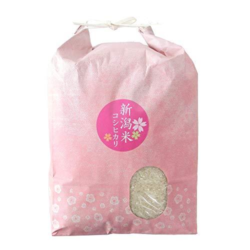 新潟米コシヒカリ 玄米 3kg 新潟産こしひかり 産地直送 お祝い、ギフト、贈答に ご自宅、ご家庭、お弁当にも