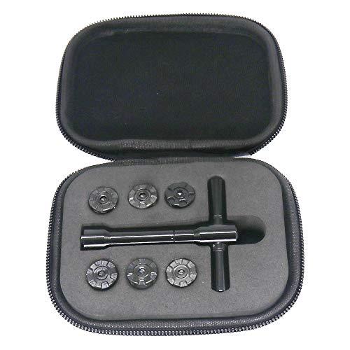 mamimamih 6Golf Gewichte scews Kit Schlüssel für Ping G25i25Passform Driver Fairway Holz Hybrid